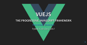 Vue.js talk slides